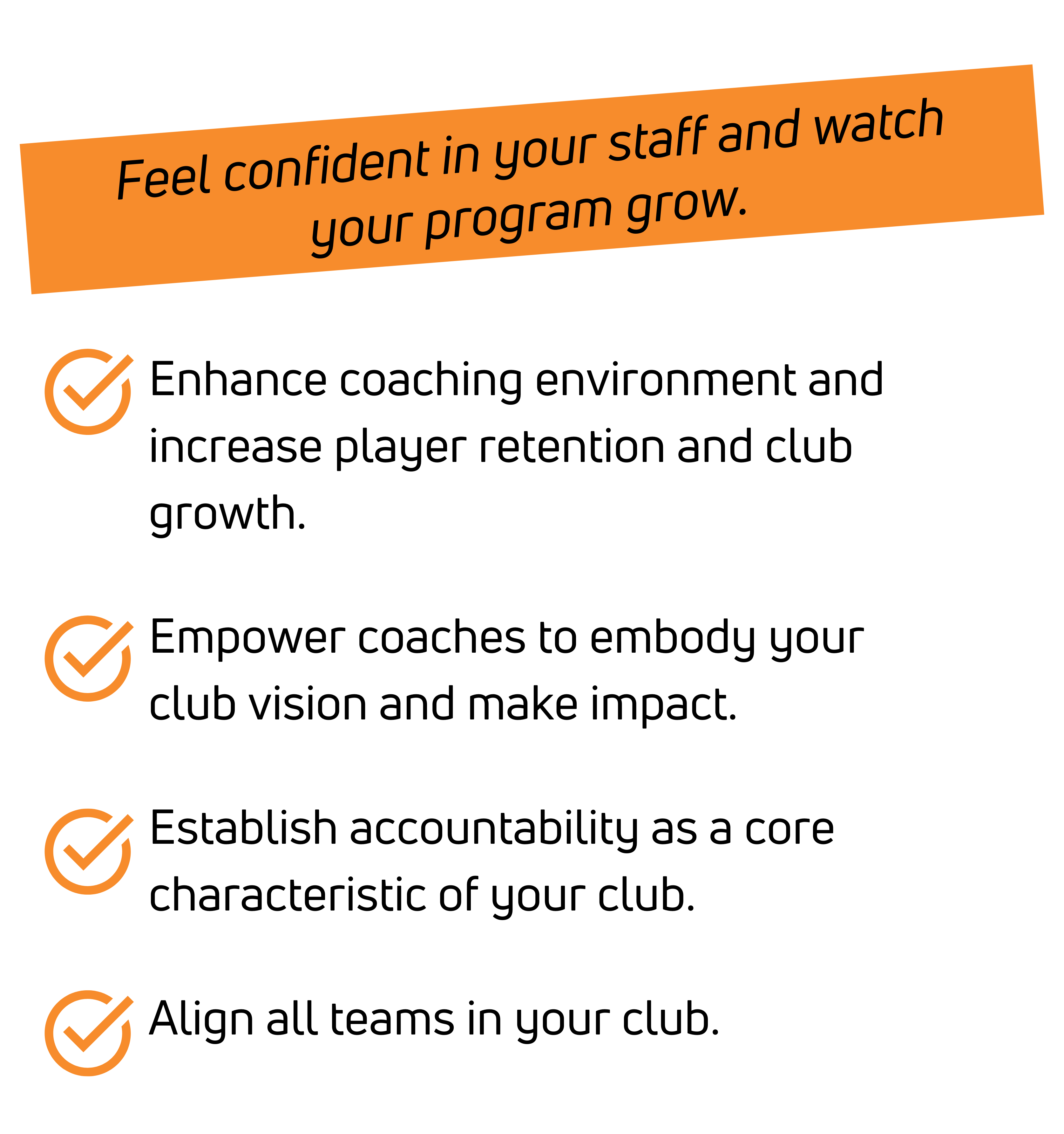 Build more impactful training both on the practice field and at home. (1)
